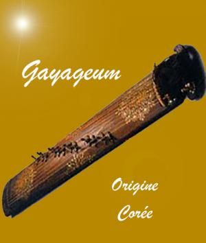 Gayageum coree