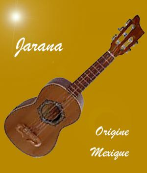 Jarana mexique
