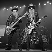 Zz top performing in san antonio texas 2016